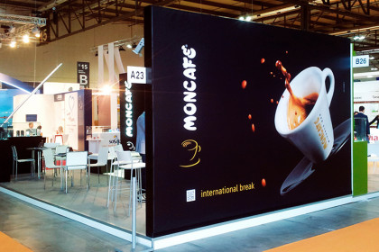 Moncafè | Fiera TuttoFood 2013
