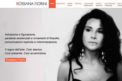 Rossana Fiorini | Web Design