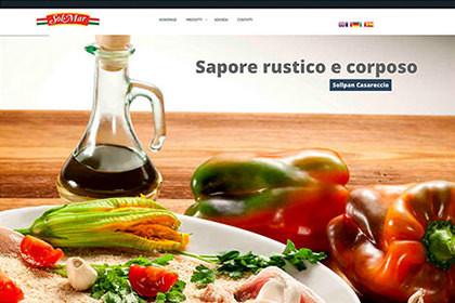Solmar | Web Design