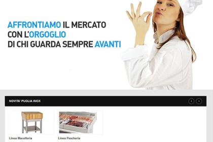 Puglia Inox | Web Design