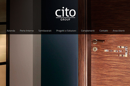 Cito group | Web Design