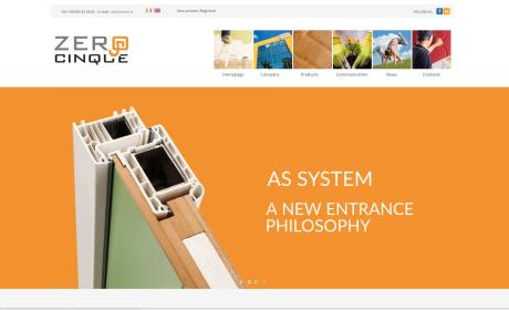 Zero5 | Web Design